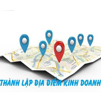 thành lập địa điểm doanh nghiệp